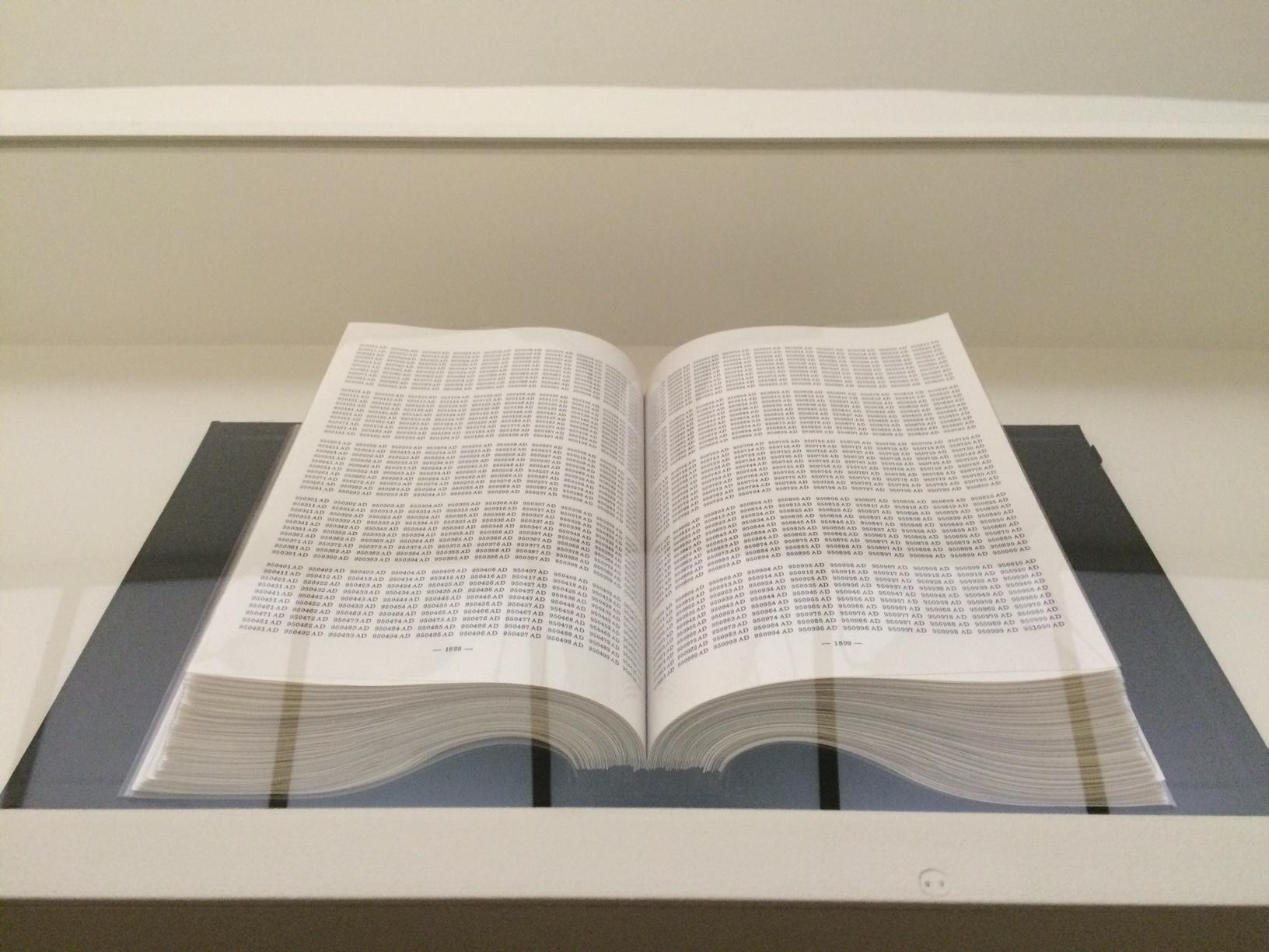 One Million Years binder